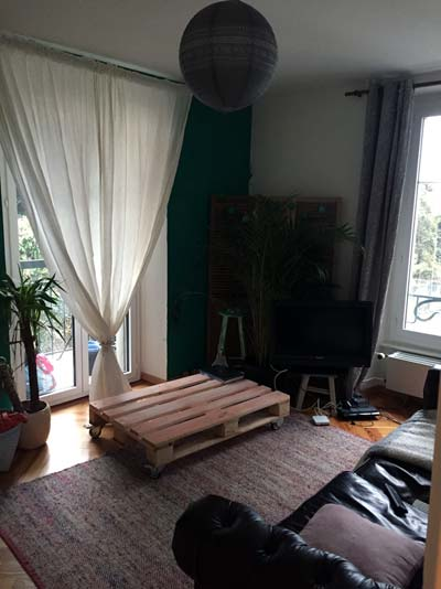 Flat share in Lausanne - Réf : 019